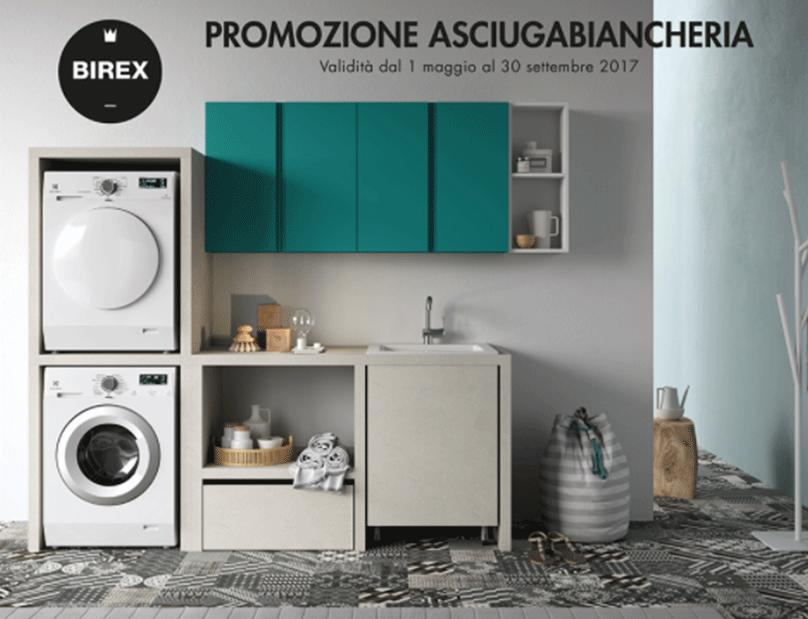 Promo Asciugatrice Birex | MoBel Arredamenti a Modica