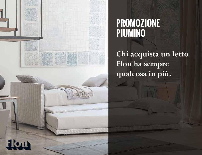 Promo Piumino Flou