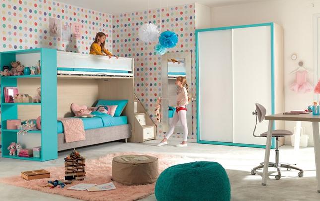 Letto A Castello Arredamento.Il Letto A Castello Per Bambini E Sicuro Mobel Arredamenti